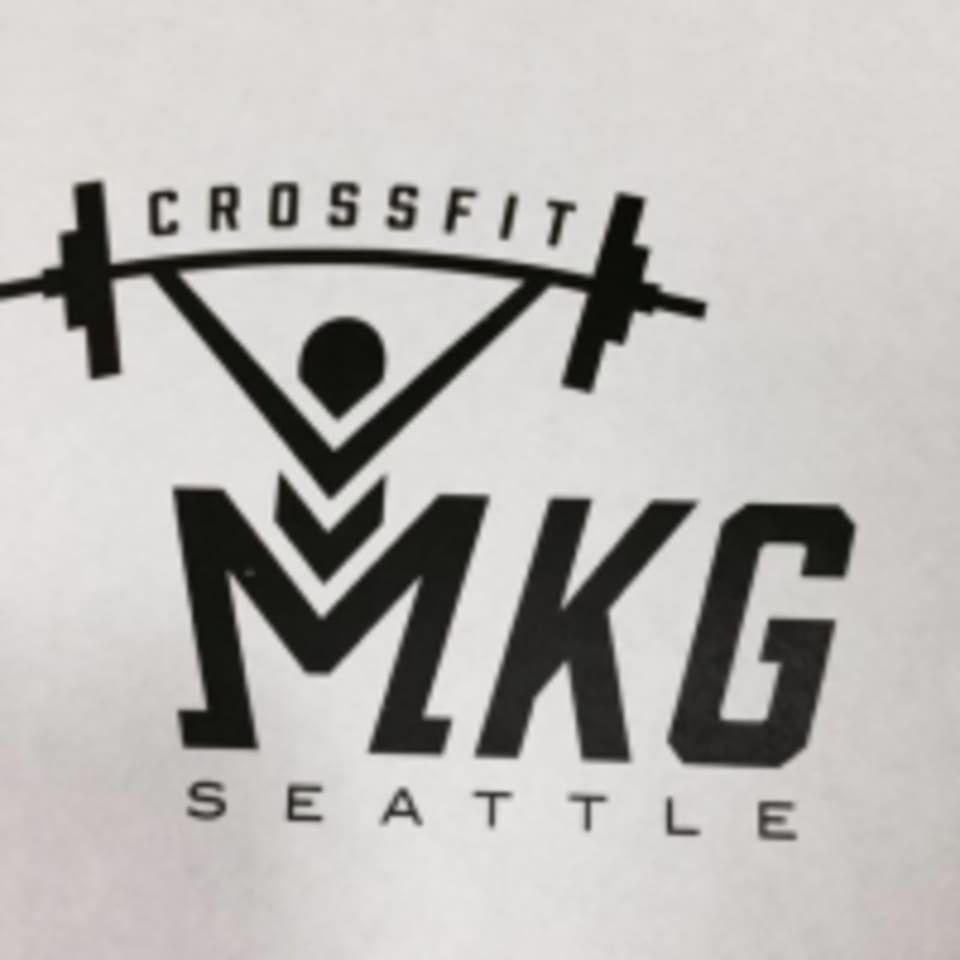 CrossFit MKG logo