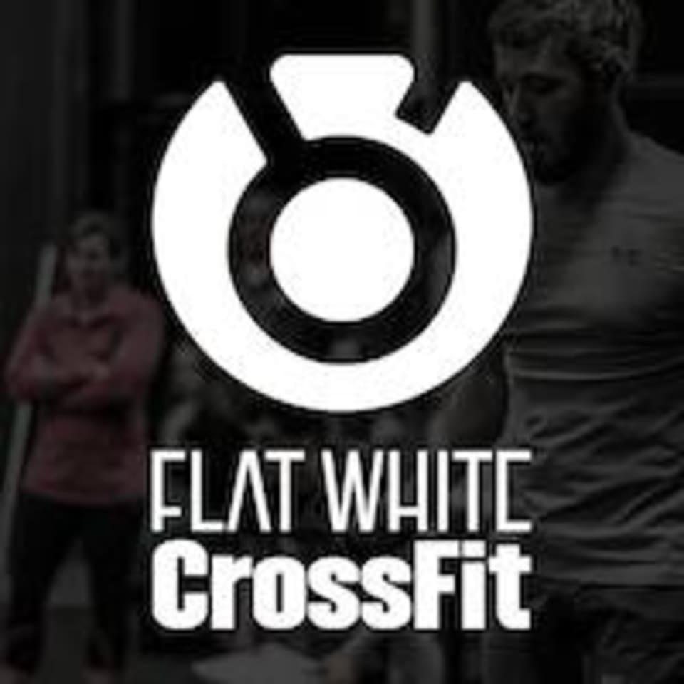 Flat White CrossFit logo