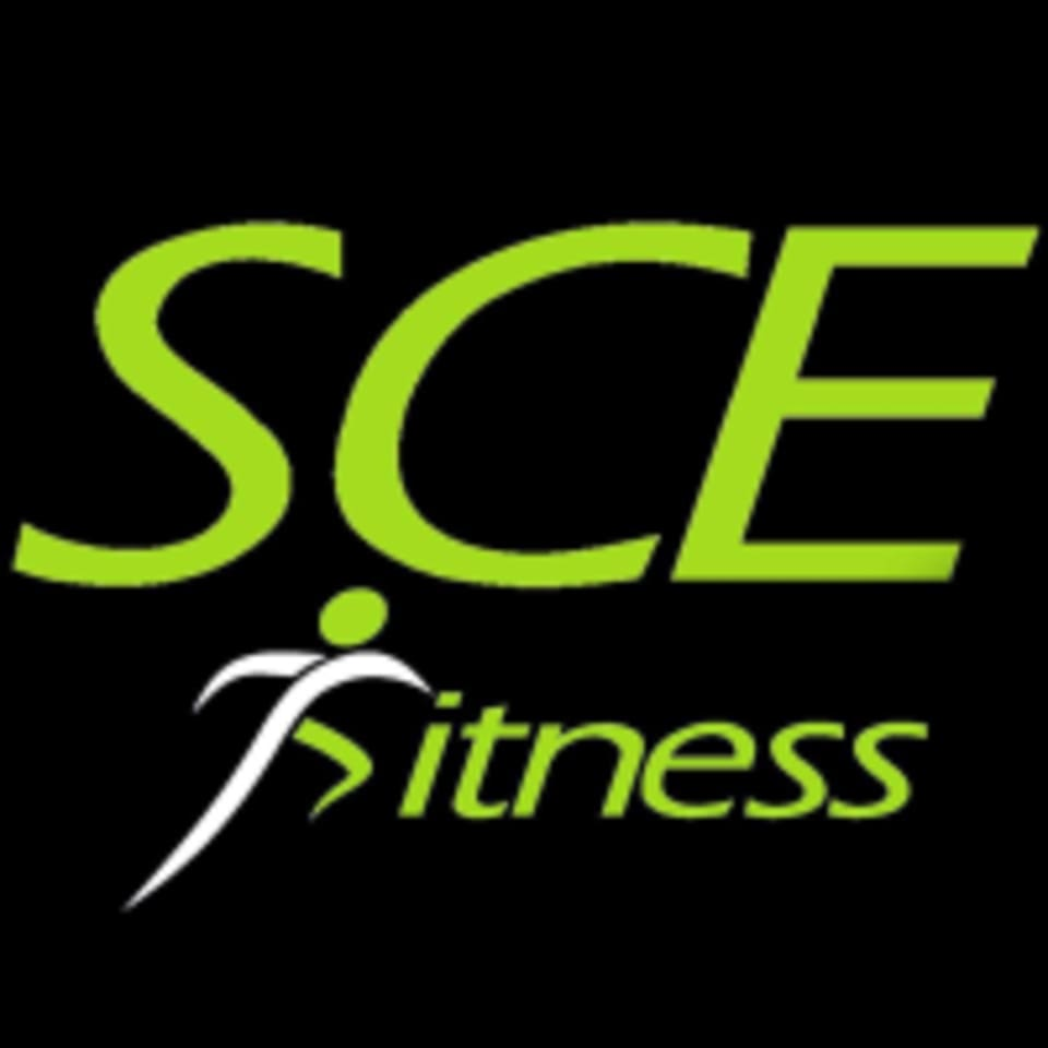 SCE Fitness logo
