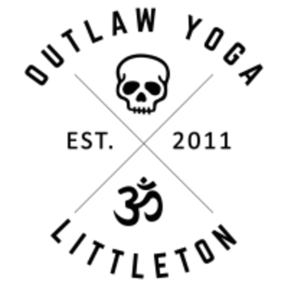 Outlaw Yoga Littleton logo