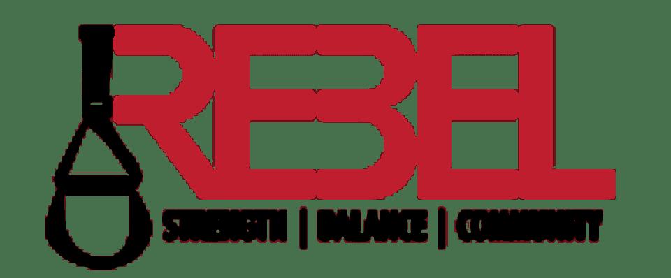 Rebel Workout logo