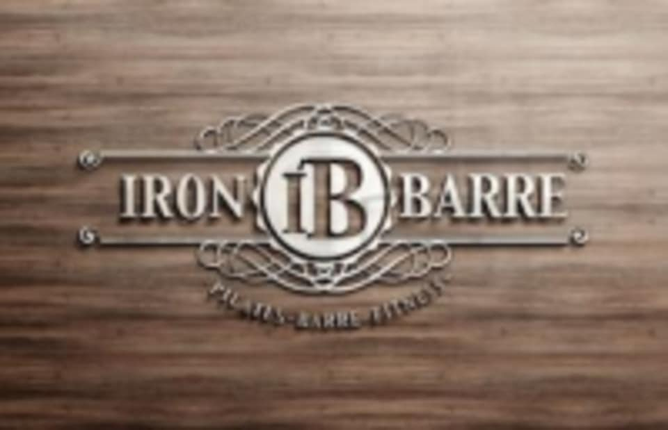 Iron Barre Pilates logo