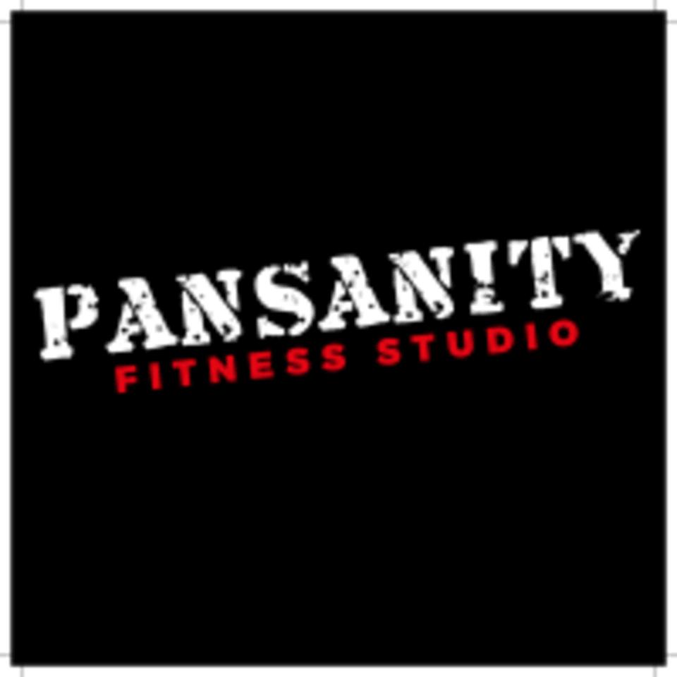 Pansanity Fitness Studio logo