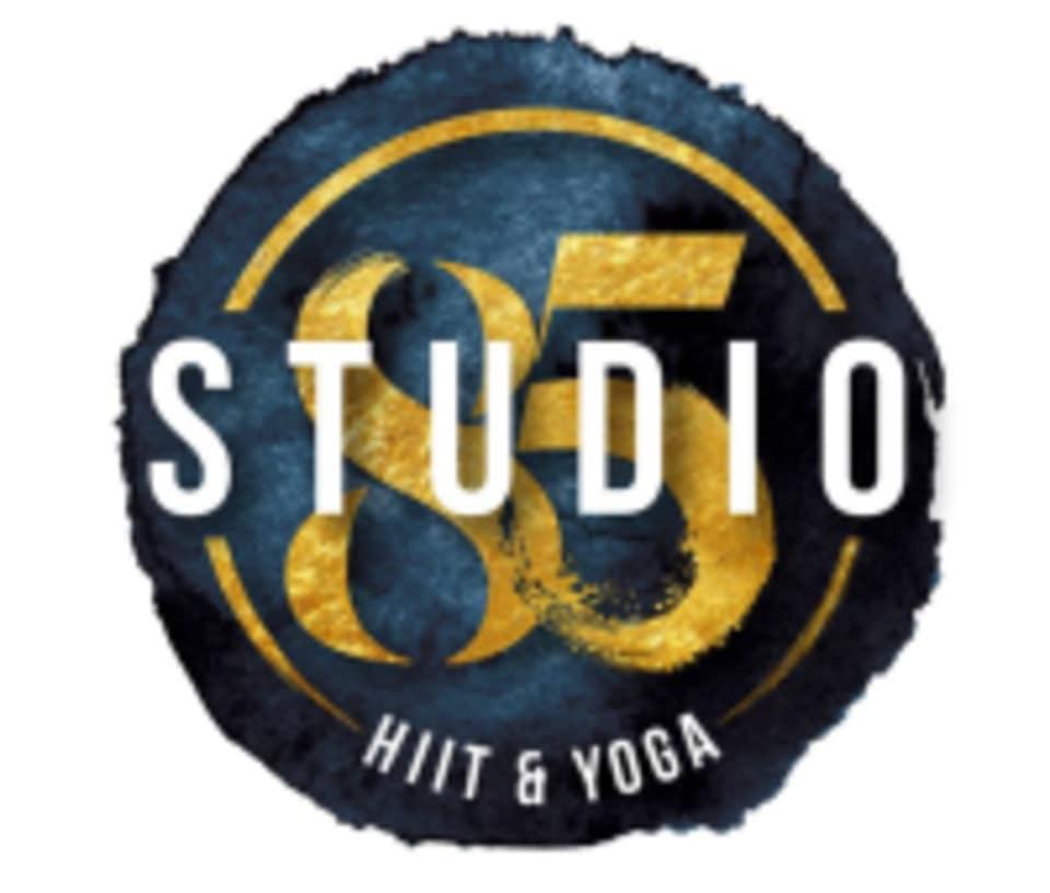 Studio 85 HIIT & Yoga logo
