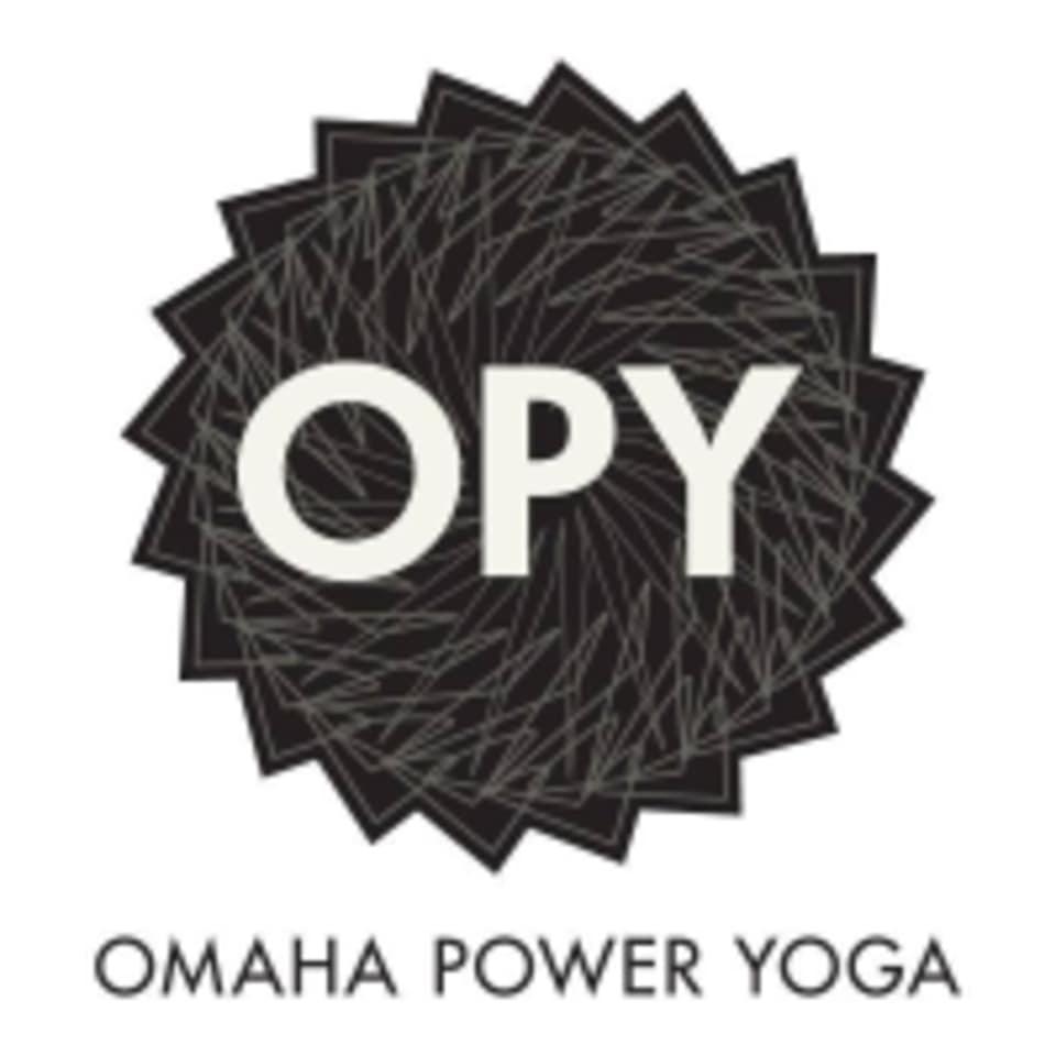 Omaha Power Yoga logo