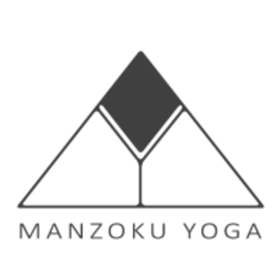 Manzoku Yoga Puchong logo