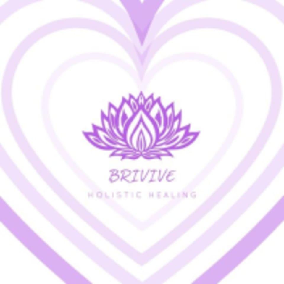 Brivive Holistic Healing logo