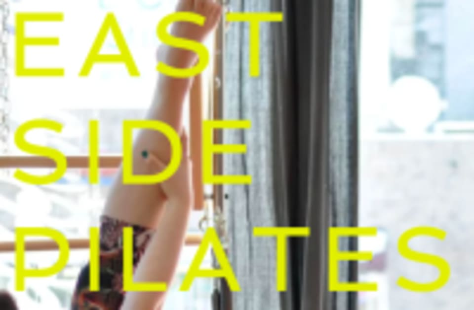 East Side Pilates logo