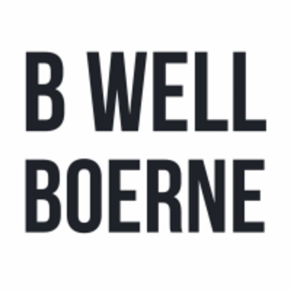 B Well Shoppe Health & Wellness logo