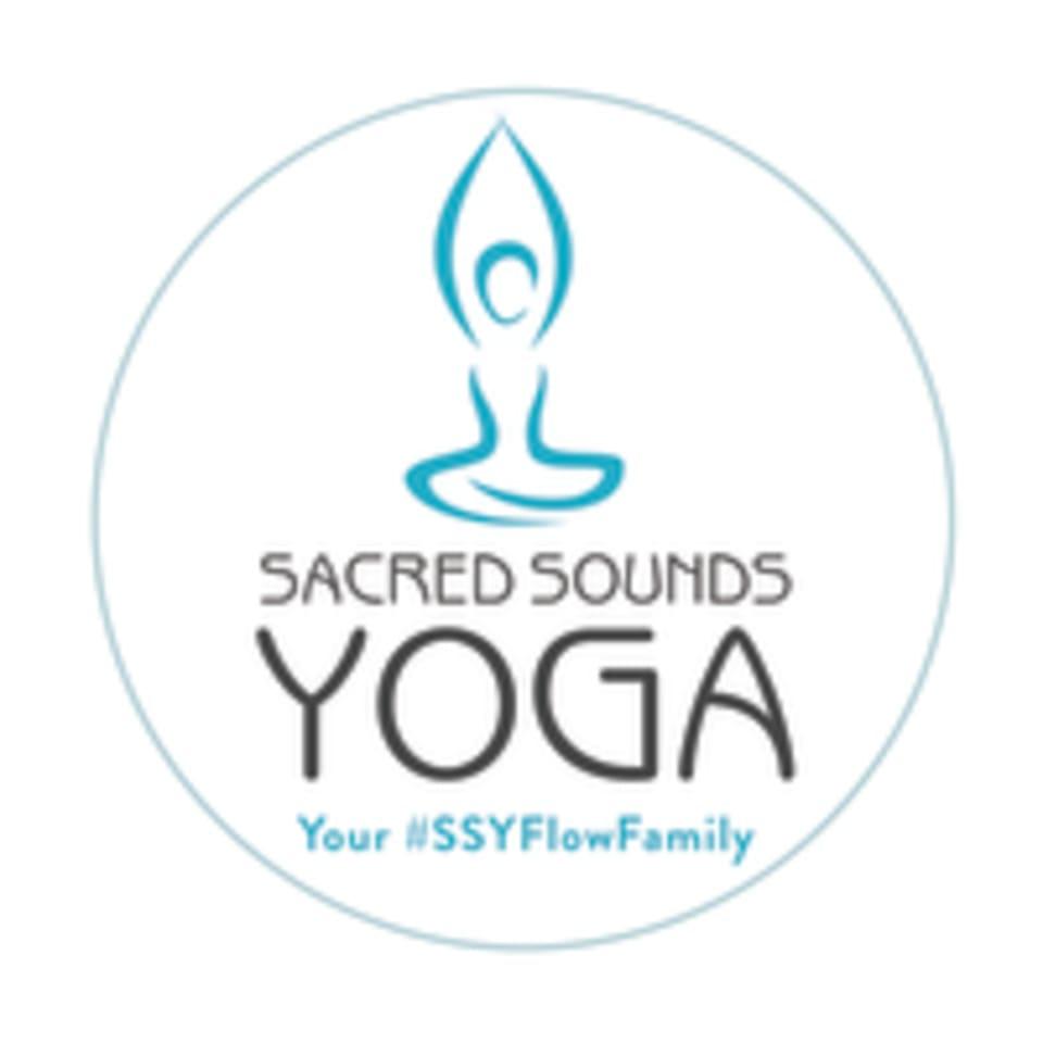 Sacred Sounds Yoga logo