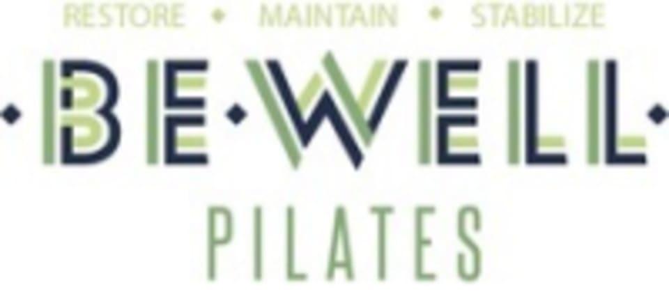 Be Well Pilates logo