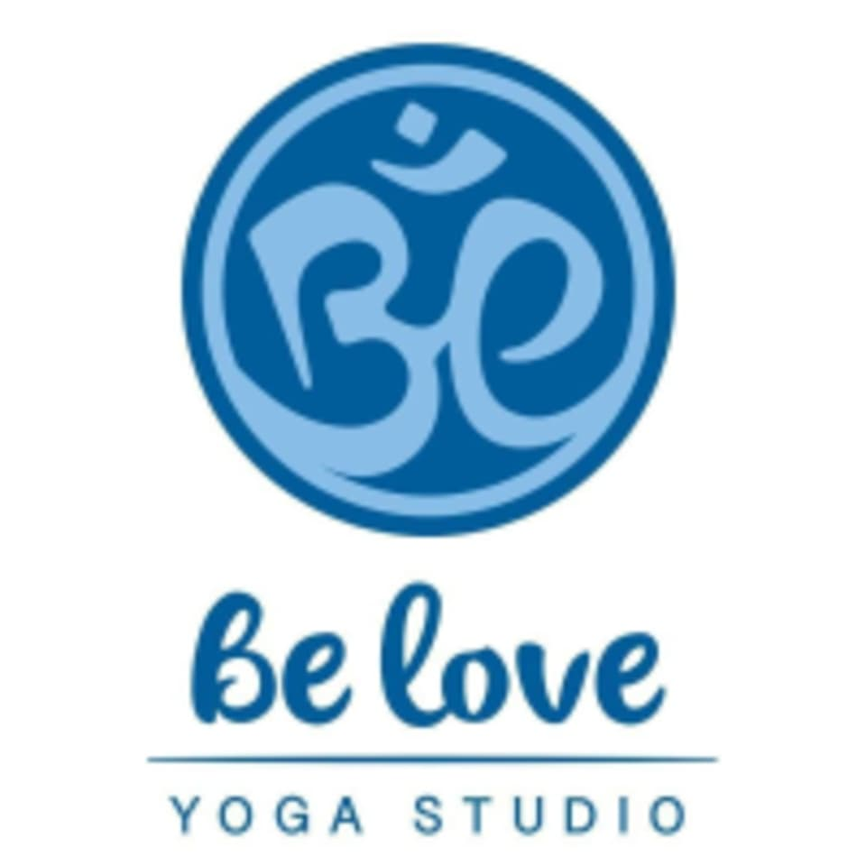 Be Love Yoga Studio logo