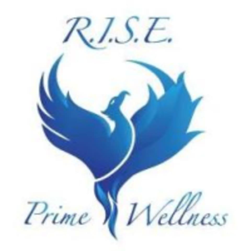 R.I.S.E. Prime Wellness logo