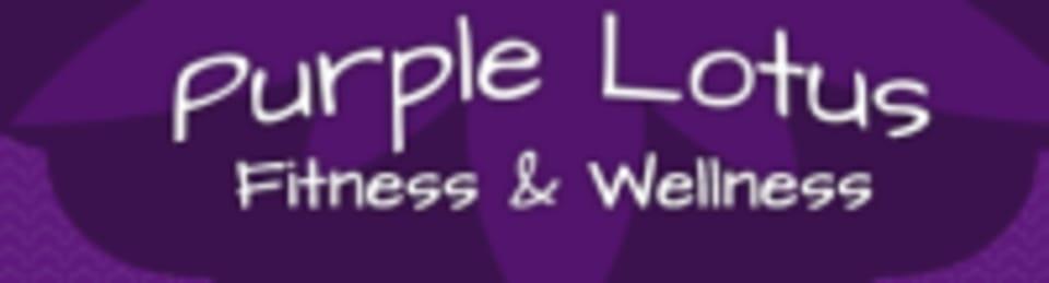 Purple Lotus Fitness and Wellness logo