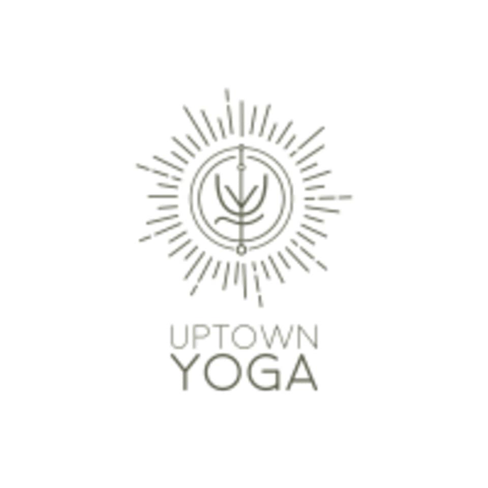 Uptown Yoga logo