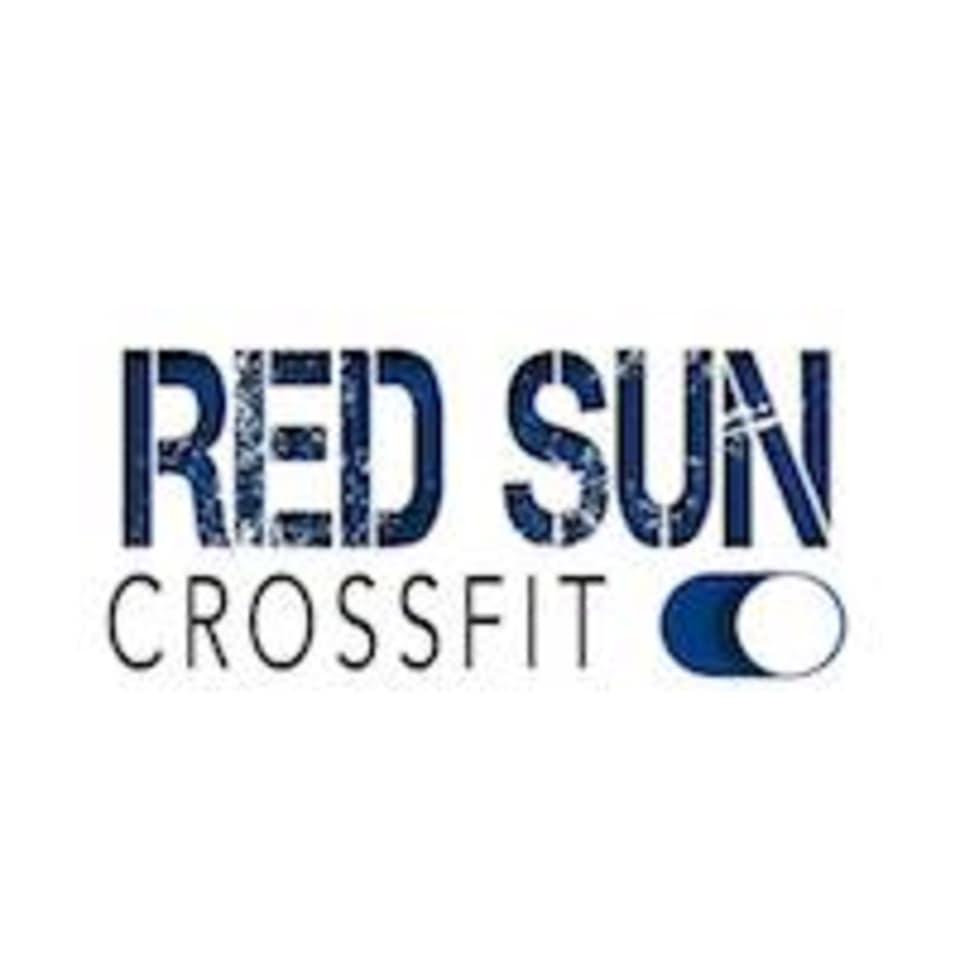 Red Sun CrossFit logo