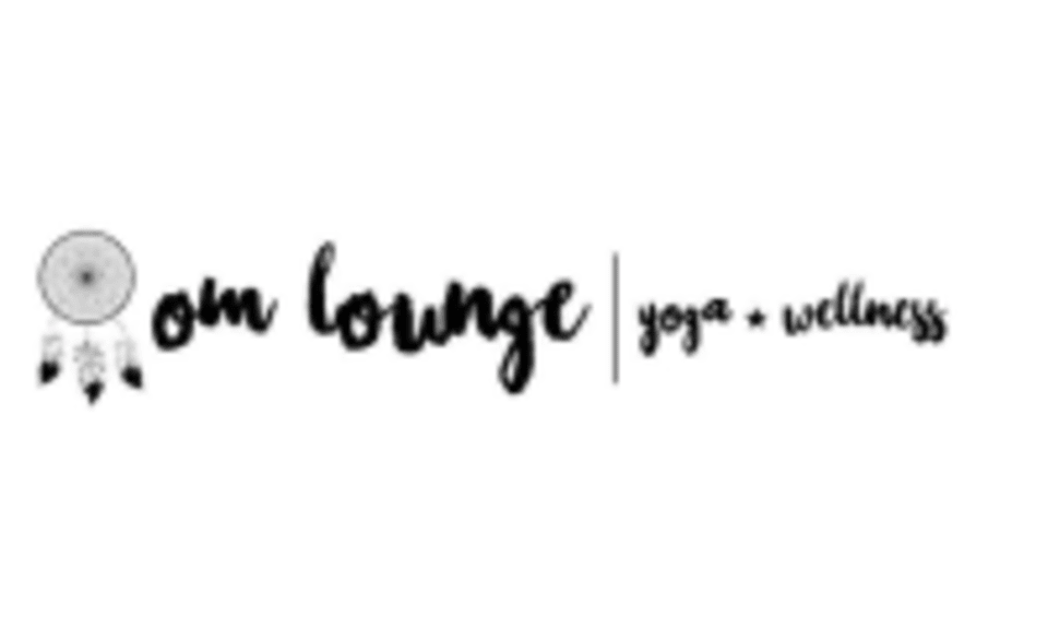 The Om Lounge logo