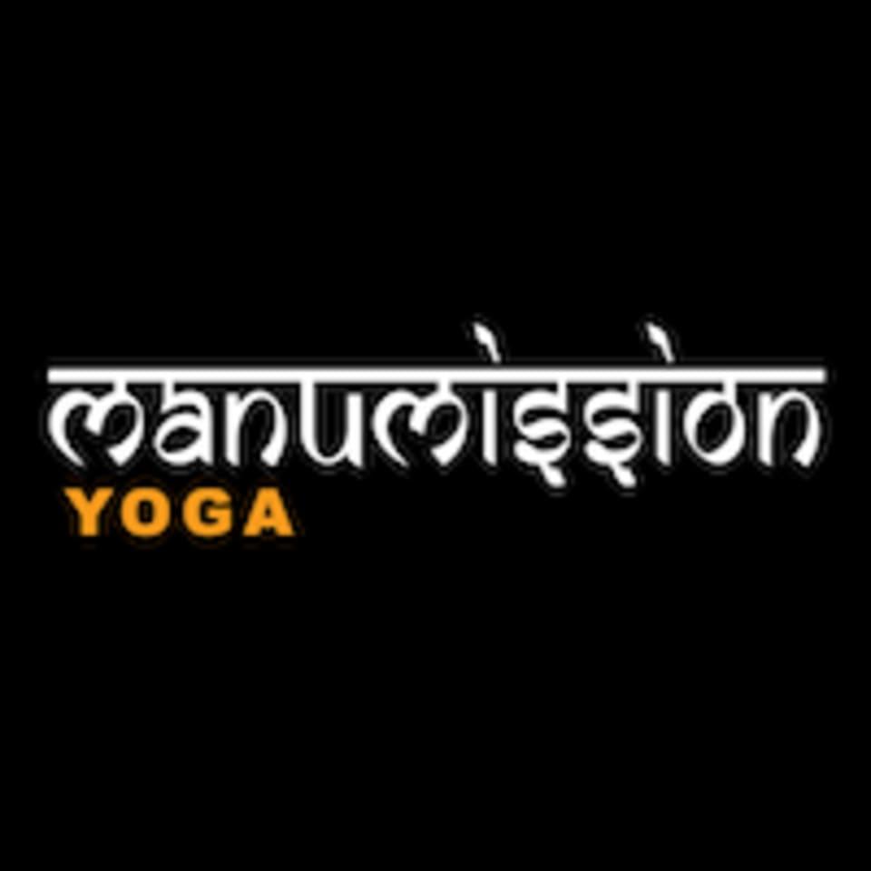 Manumission Yoga logo