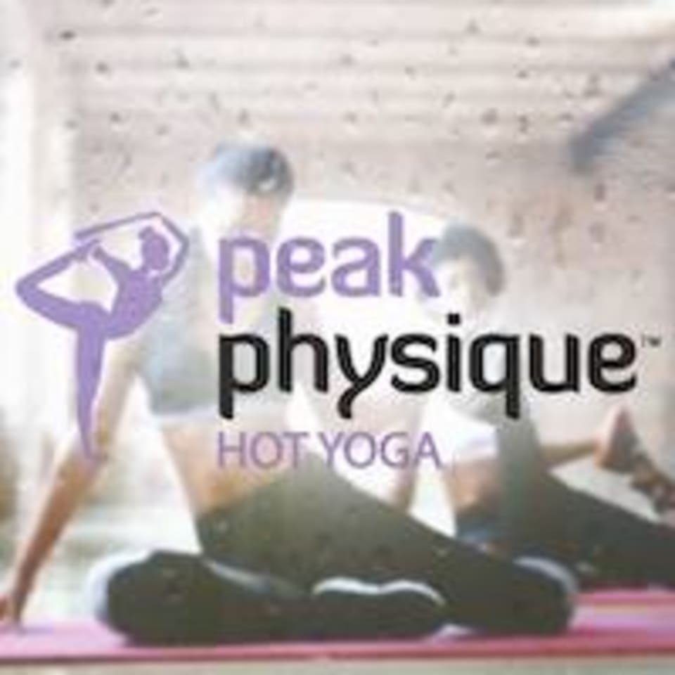 Peak Physique Hot Yoga Prospect logo