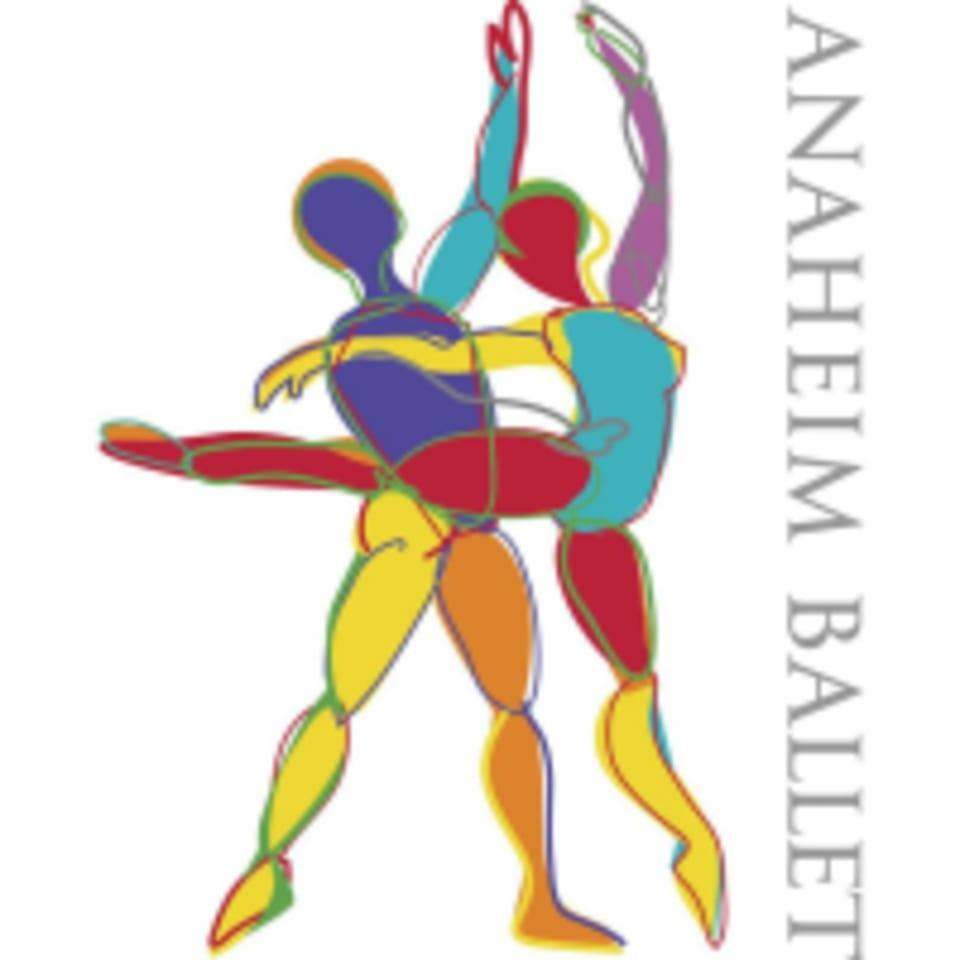 Anaheim Ballet logo