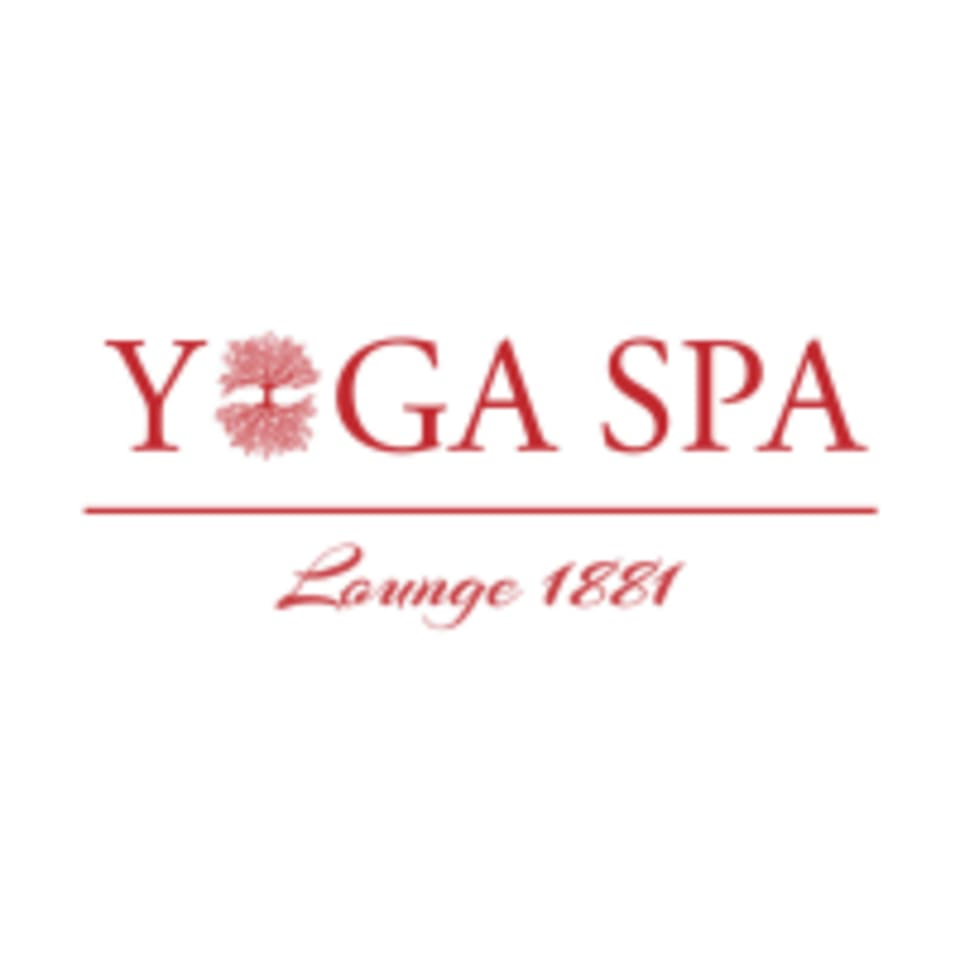 Yoga Spa Lounge 1881 logo