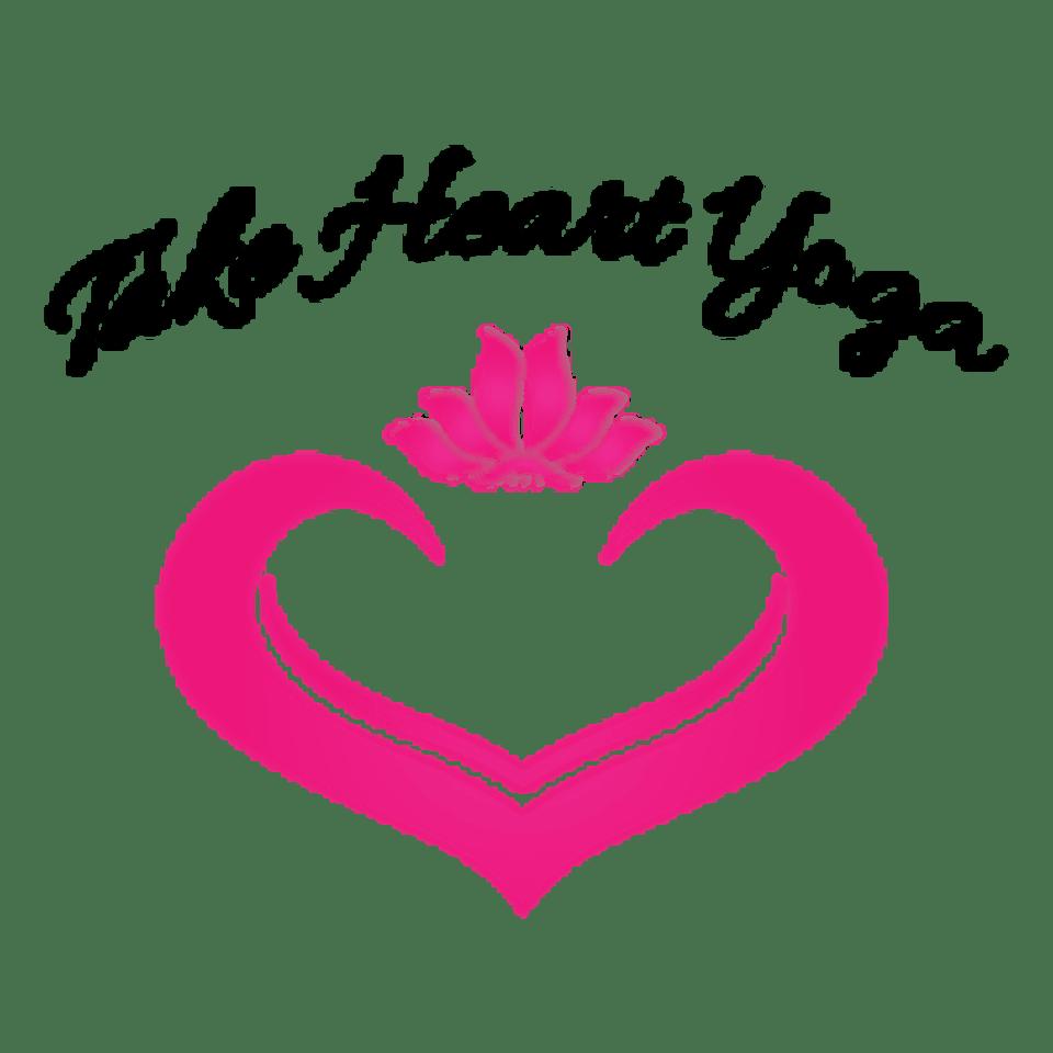Take Heart Yoga logo
