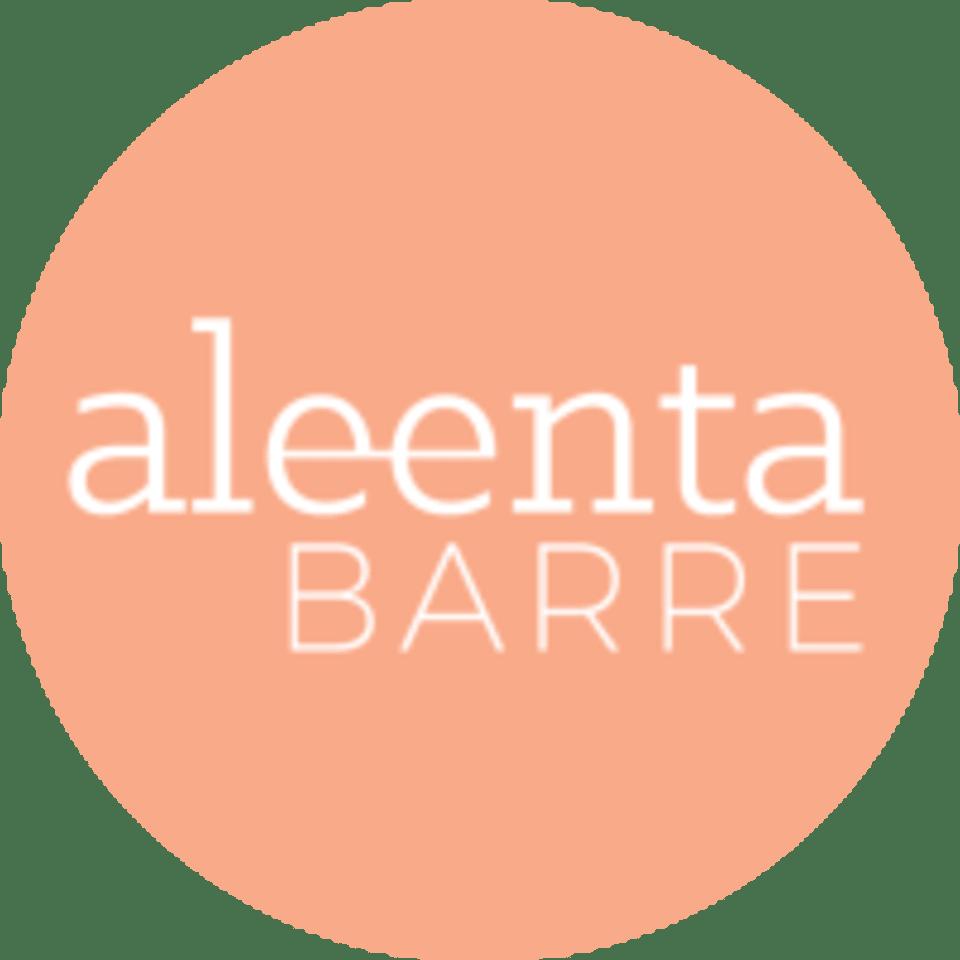 Aleenta Barre logo