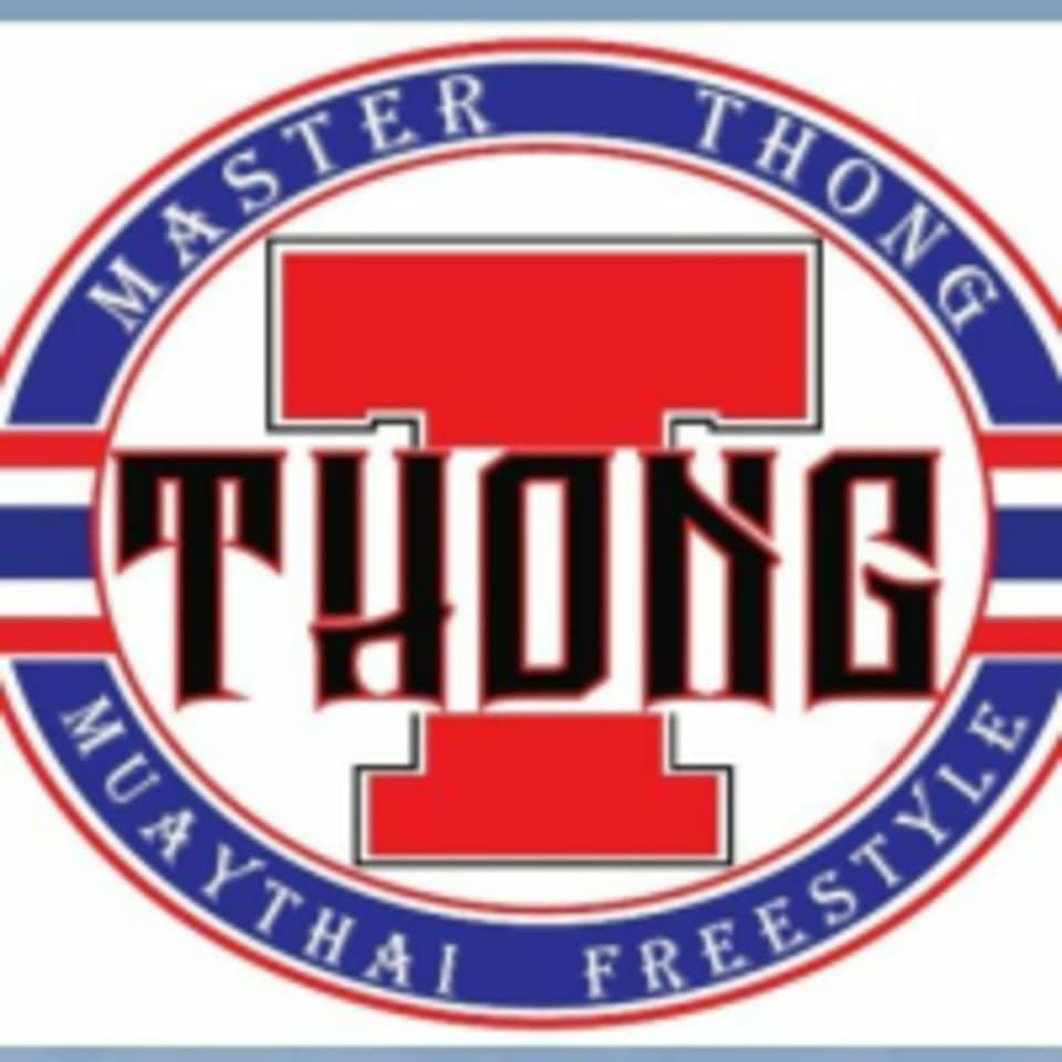 Master Thong Muaythai Gym logo