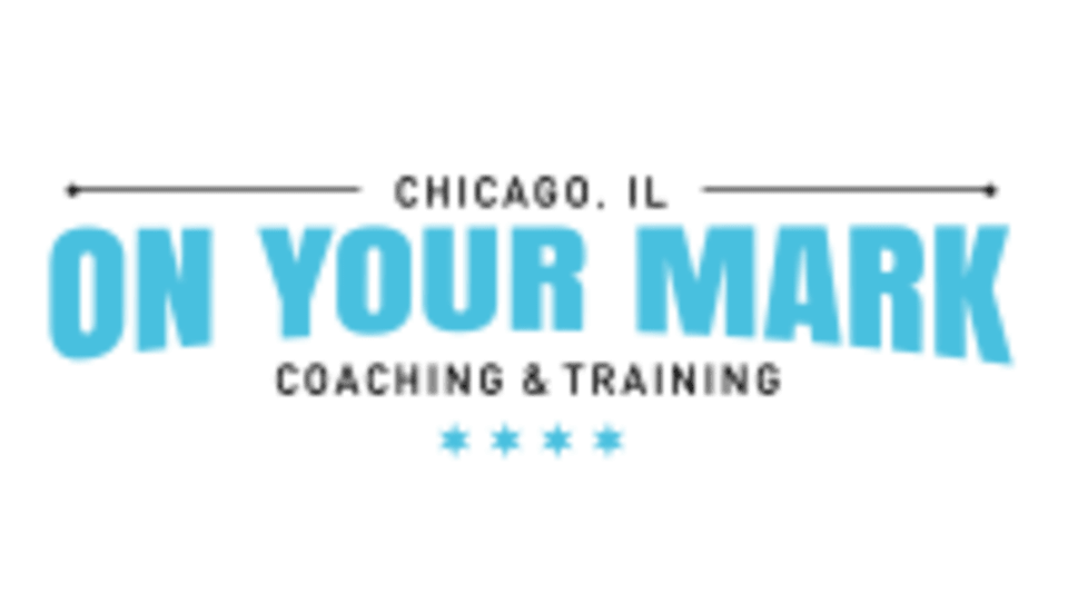On Your Mark Coaching & Training logo