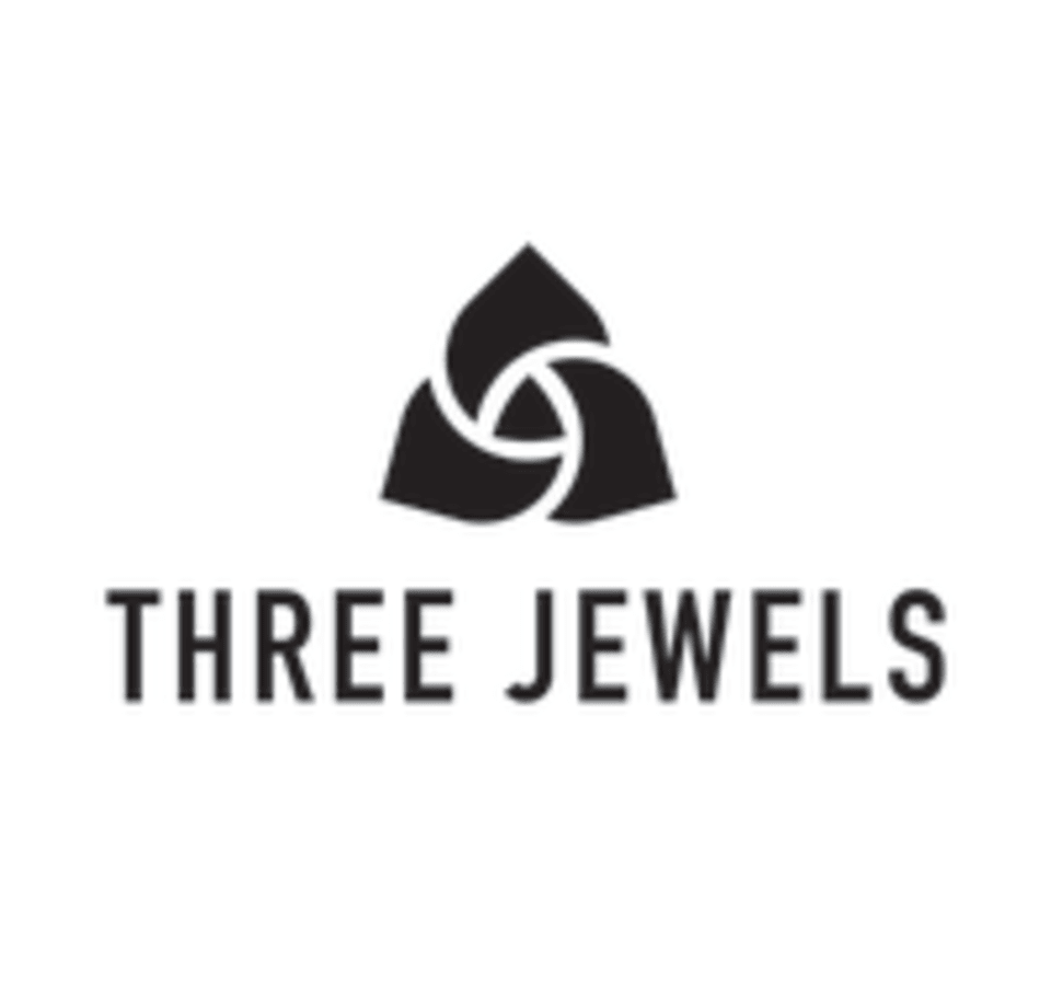 Three Jewels logo