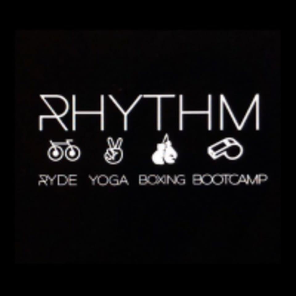 Rhythm Ryde logo