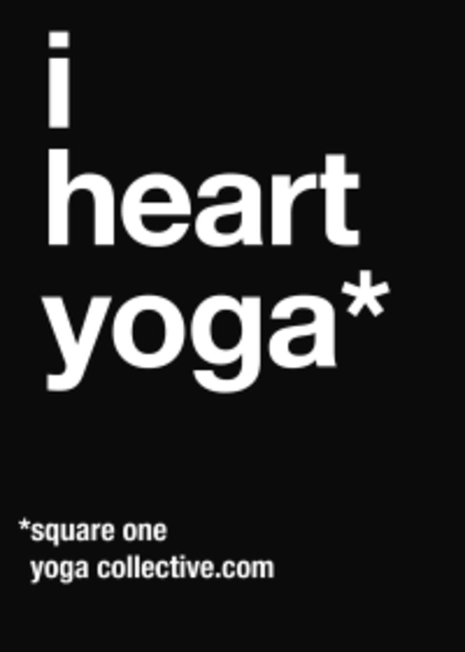 Square One Yoga Collective logo