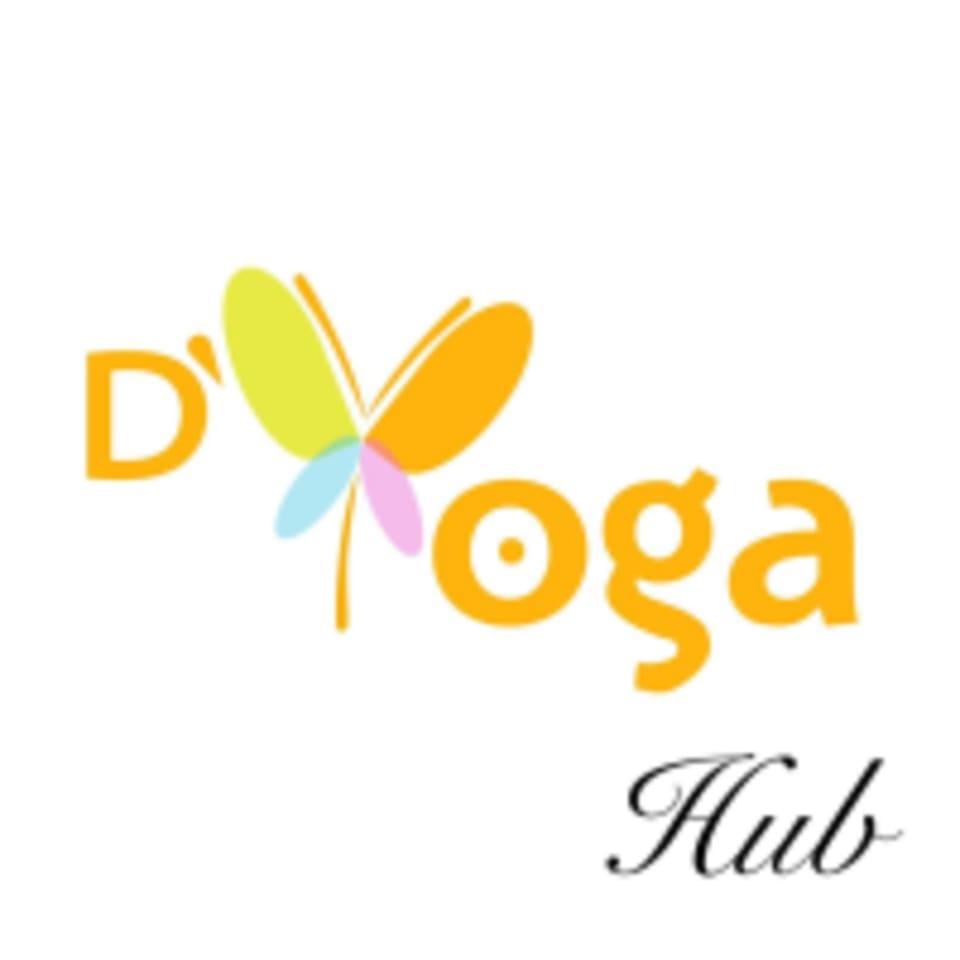 D'Yoga Hub logo