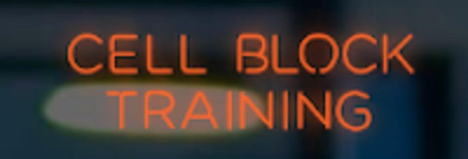 Cell Block Training logo