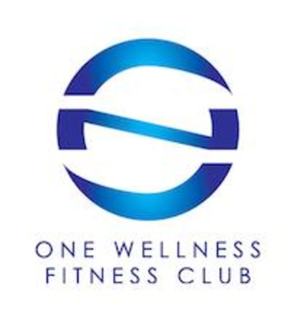 One Wellness Fitness Club logo