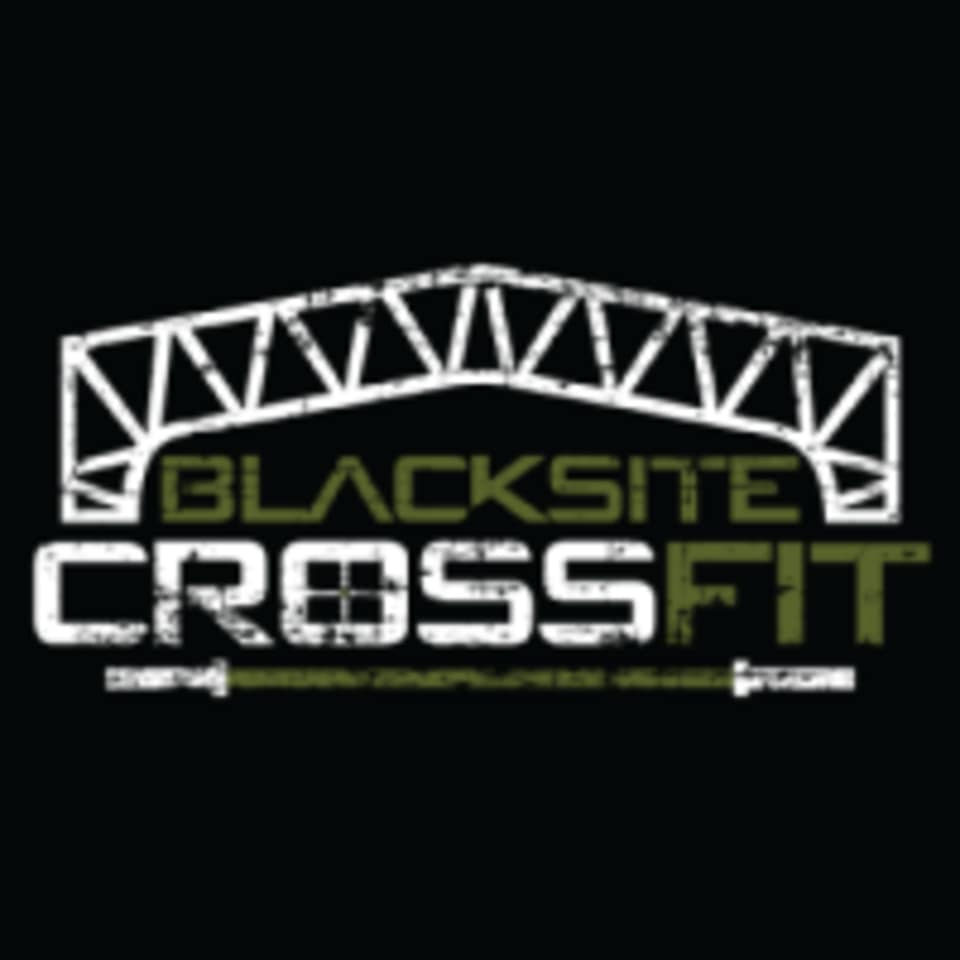 BlackSite CrossFit logo
