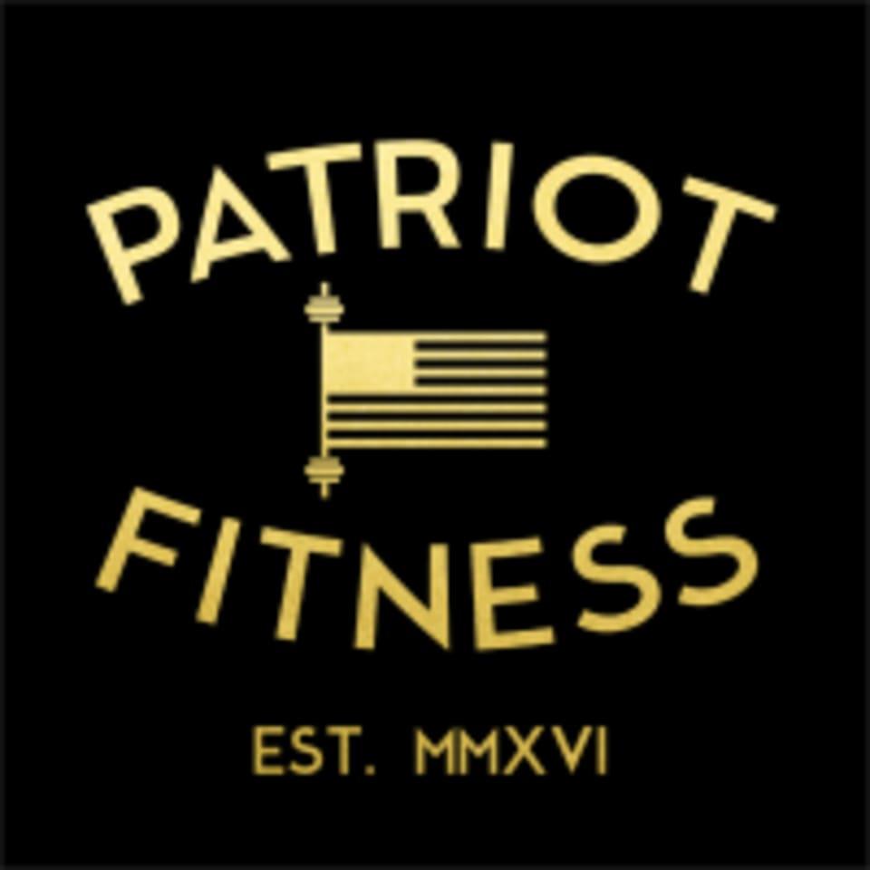 Patriot Fitness logo
