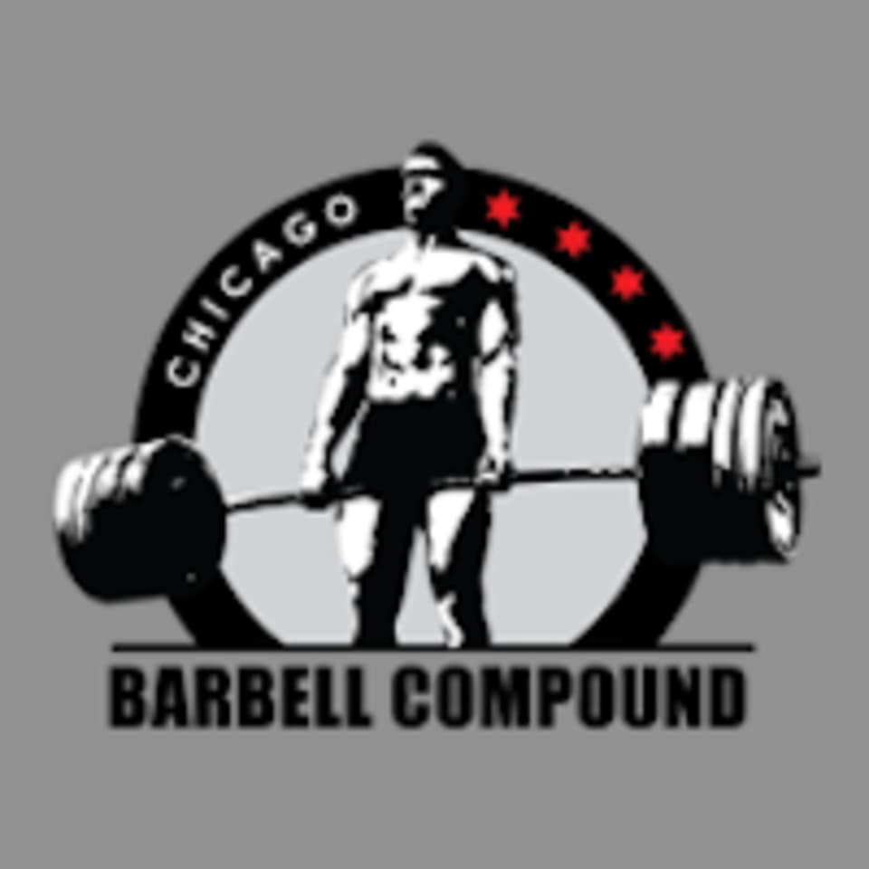 Chicago Barbell Compound logo