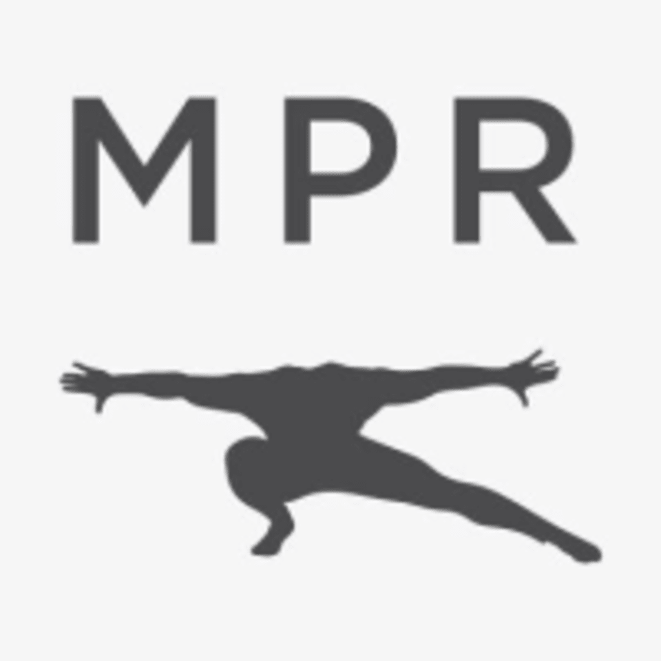 MPR Fitness logo