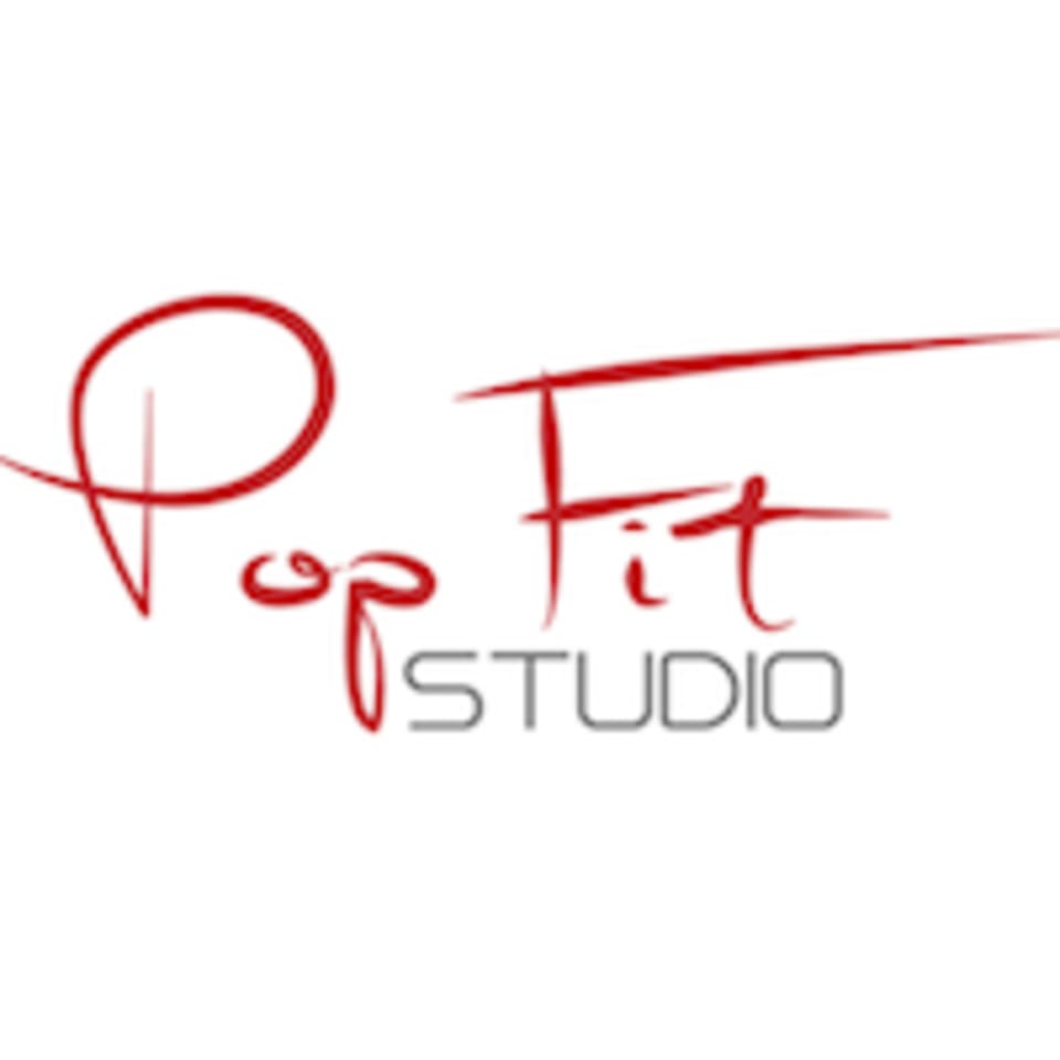 Pop Fit Studio logo