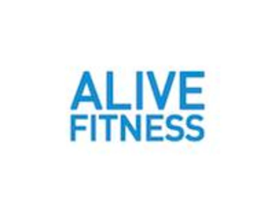Alive Fitness logo
