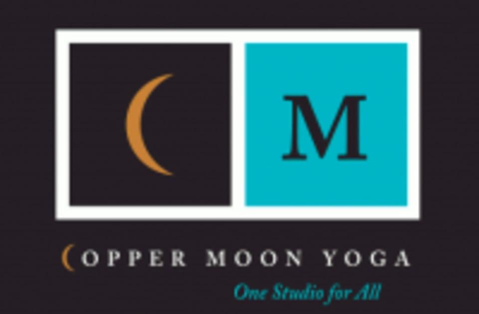 Copper Moon Yoga logo