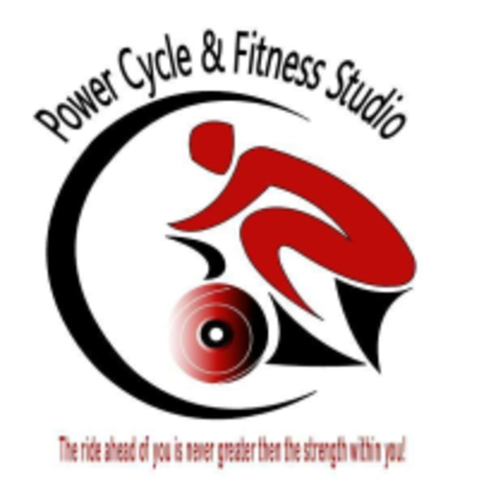 Power Cycle and Fitness Studio logo