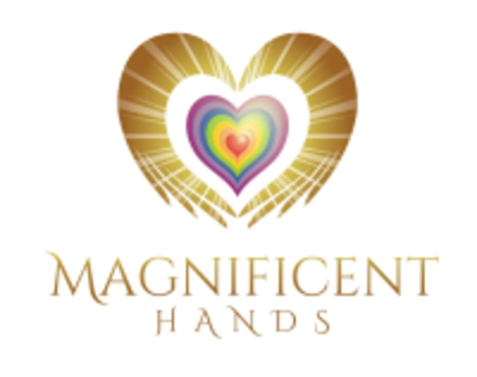 Magnificent Hands Center for Healing logo