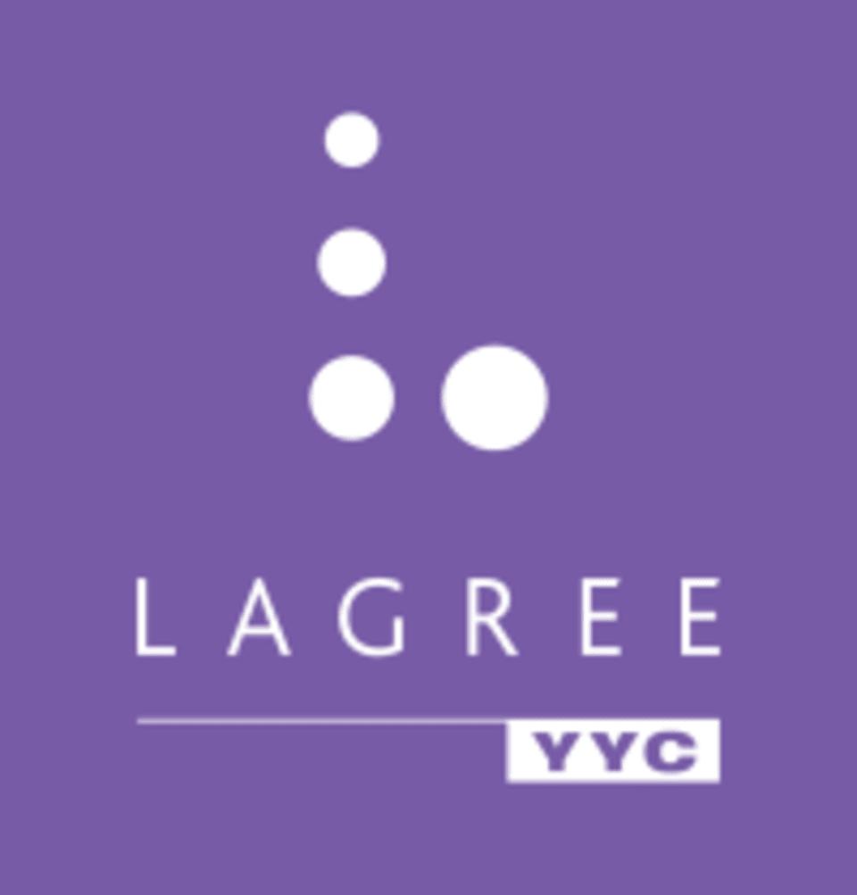 Lagree YYC logo