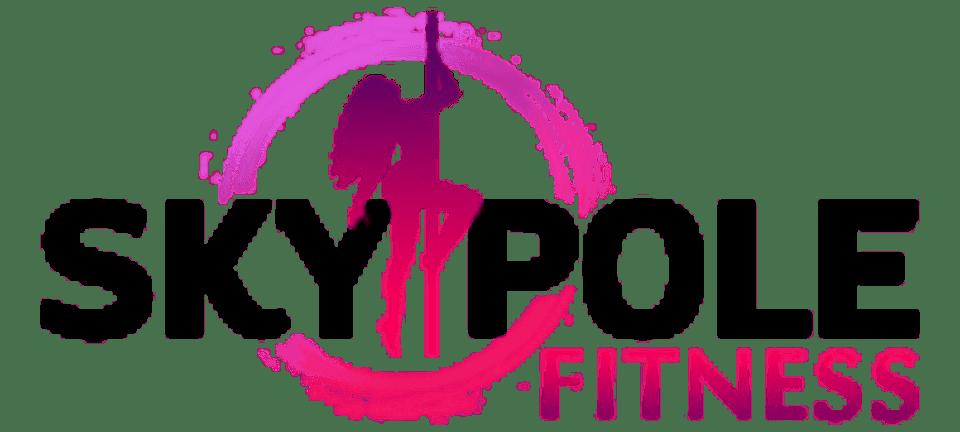 SkyPole Fitness logo
