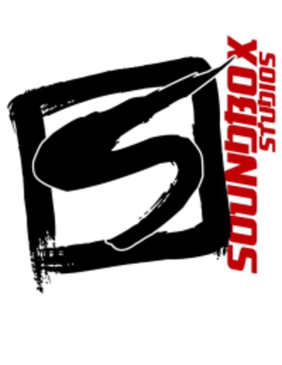 Soundbox Studios logo