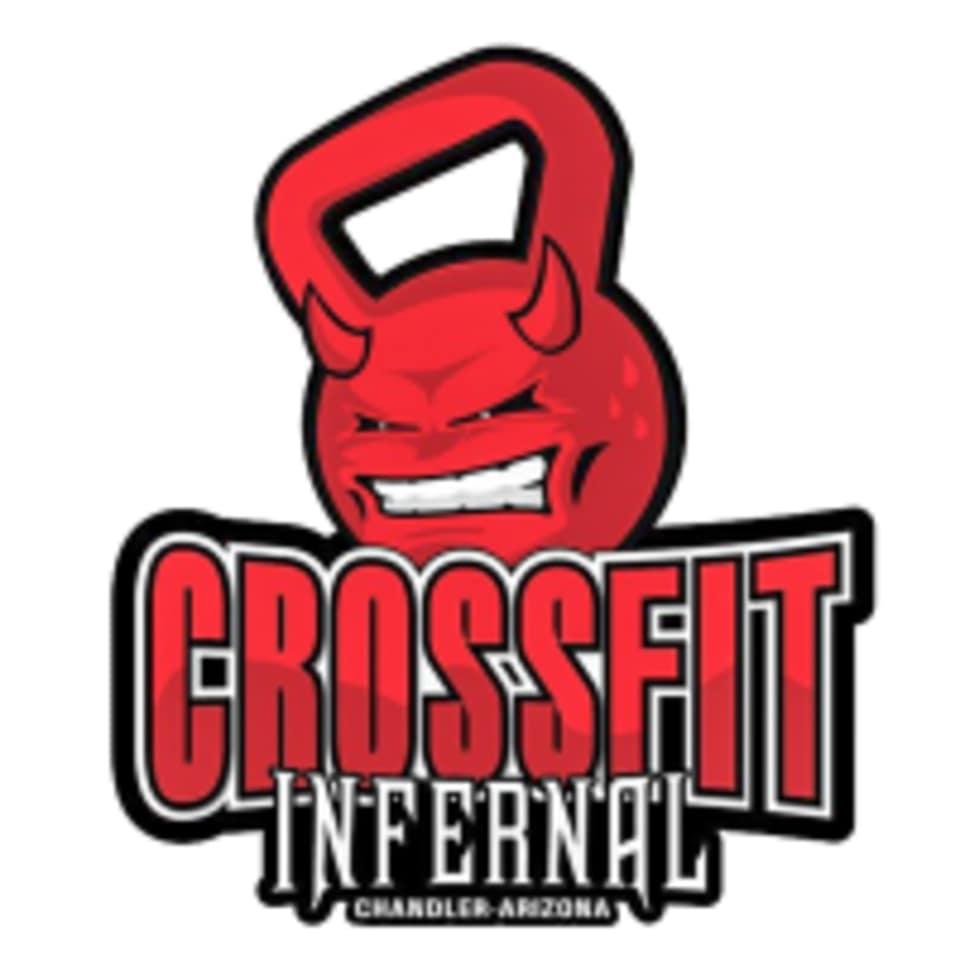 CrossFit Infernal logo