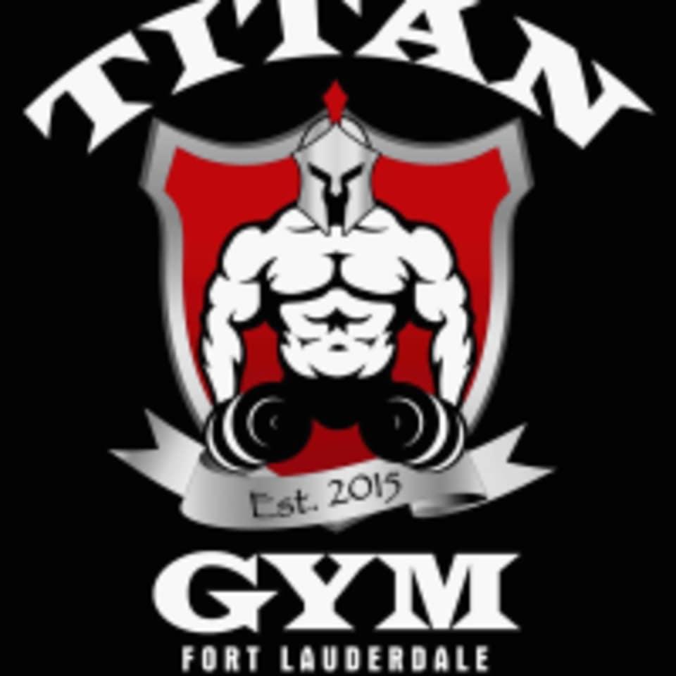 Titan Gym logo
