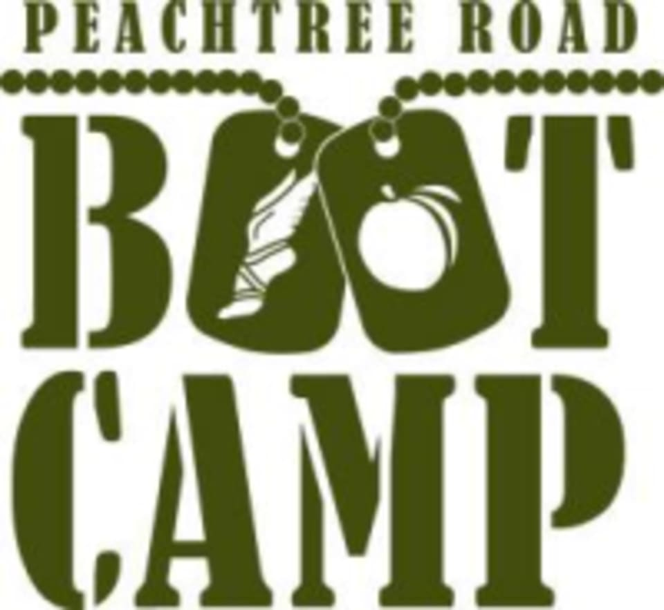 Peachtree Road Bootcamp logo